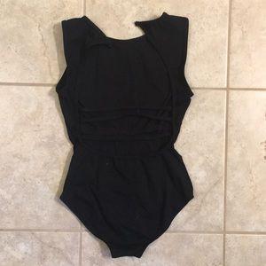 Natalie Dancewear Other - NEW Black Leotard by Natalie Dance Wear